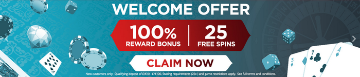 Sun Casino welcome bonus and promo code