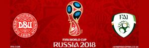 Denmark vs Ireland World Cup Qualifiers