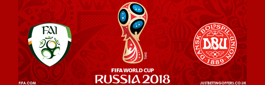 Ireland vs Denmark World Cup 2018 Qualification betting tips