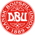 denmark football logo
