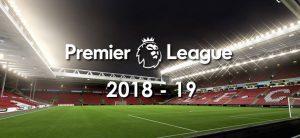 Premier League 2018-19