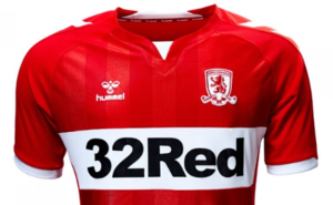 middlesbrough fc t-shirt