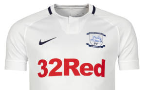 preston north end fc t-shirt