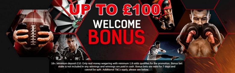redbet sport bonus